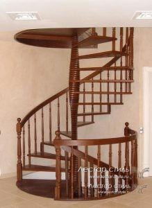 Винтовые лестницы в москве